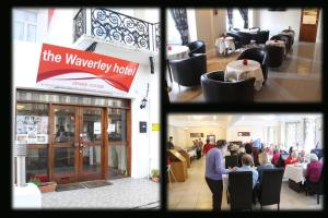 The Waverley Hotel in Great Yarmouth, Norfolk, England