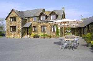 Fairway Lodge in Okehampton, Devon, England
