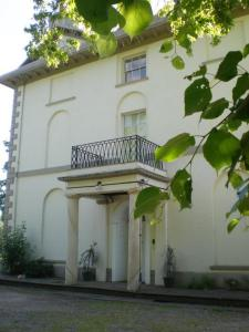 Llancayo House in Usk, Monmouthshire, Wales
