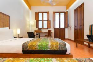 Villa Shanti, Hotel  Pondicherry - big - 17