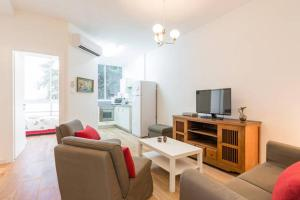 Kfar Saba Center Apartment, Apartmány  Kefar Sava - big - 29