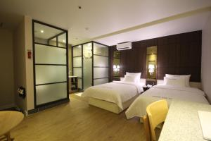 Hotel the Ann, Hotels  Changwon - big - 67