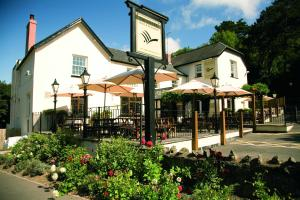 The Malvern Hills Hotel in Great Malvern, Worcestershire, England