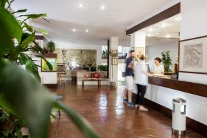 Grand Hotel De Rose, Hotels  Scalea - big - 99