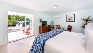 Deluxe King Room with Canal View