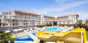 Diamond Beach Hotel & Spa - All inclusive, Rezorty  Side - big - 20