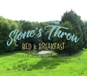 Stones Throw B&B, Bed and Breakfasts  Llandissilio - big - 21