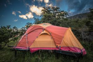 Single or Double Tent
