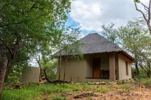 Suite 1 - cama extragrande - Lodge Shikwari