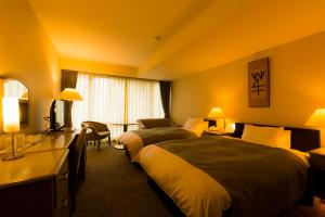 Hotel Shiragiku, Hotels  Beppu - big - 16