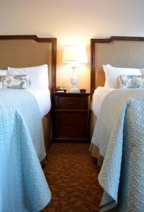Historic Queen Room with Two Queen Beds