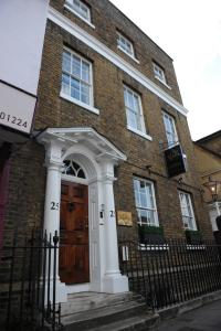Rigsby`s Guest House in Hertford, Hertfordshire, England