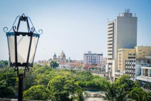 Hotel Casa Tere Boutique, Hotels  Cartagena de Indias - big - 43