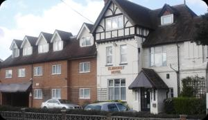 Elmhurst Hotel in Reading, Berkshire, England