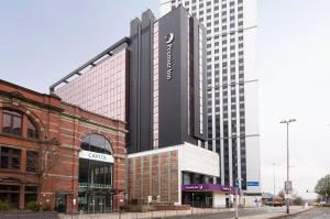 Premier Inn Leeds City Centre North in Leeds, West Yorkshire, England