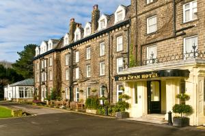 Old Swan Hotel in Harrogate, North Yorkshire, England