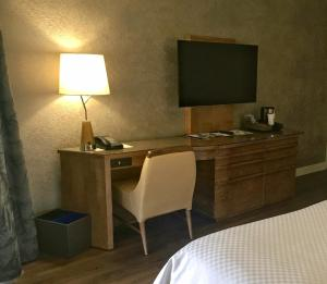Suitemit Kingsize Bett - kostenfreies WLAN