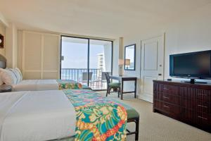 Deluxe Partial Ocean View King or Double Room