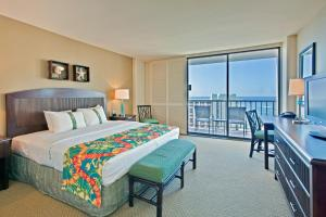 Partial Ocean View King Room