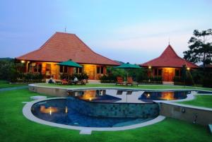 Three Monkeys Villas, Holiday parks  Uluwatu - big - 26