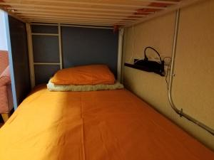 Single Bed in Male Dormitory Room - Private Bathroom