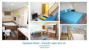 Colors Budapest Hostel & Apartment, Hostely  Budapešť - big - 78
