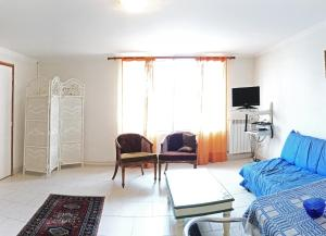 Orange Apartment, Apartmány  Marseillan - big - 26