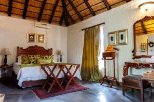 Suite met Kingsize Bed 1 (Shikwari Lodge)