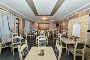 SPA Villa Jasmin, Resort  Truskavets - big - 64