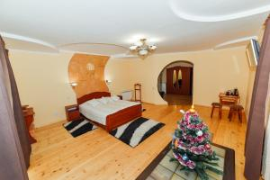 SPA Villa Jasmin, Resort  Truskavets - big - 34