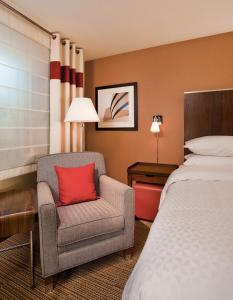 Four Points by Sheraton Vancouver Airport, Отели  Ричмонд - big - 6