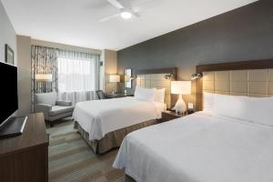 Queen Suite with Two Queen Beds - Hearing Accessible - Non-Smoking