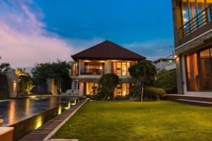 Villa Blue Rose, Villas  Uluwatu - big - 49