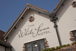 The White Swan Hotel in Stratford-upon-Avon, Warwickshire, England
