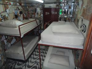 Single Bed in 4-Bed Dormitory Room with AC