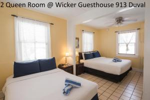 Large Room with Two Queen Beds
