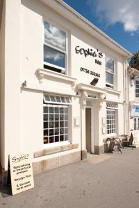 Sophia's B&B in Penzance, Cornwall, England