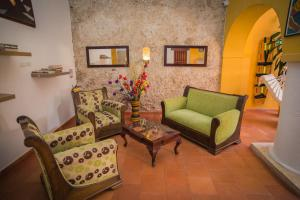 Hotel Casa Tere Boutique, Hotels  Cartagena de Indias - big - 57