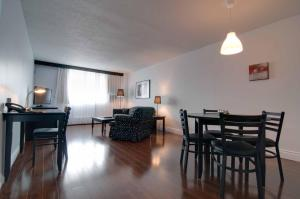 One-Bedroom Suite - Hardwood floor
