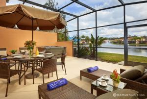 Two-Bedroom Villa with Lake View