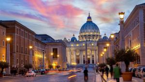 New Vatican Location - abcRoma.com