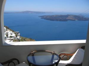 Nomikos Villas, Aparthotely  Fira - big - 13