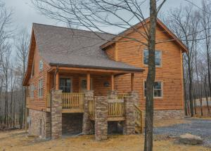 Log Me Inn Five-Bedroom Holiday Home, Holiday homes  McHenry - big - 31