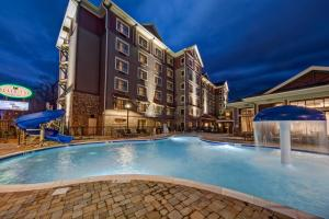 Black Fox Lodge, Hotely  Pigeon Forge - big - 17