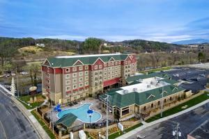 Black Fox Lodge, Hotely  Pigeon Forge - big - 15
