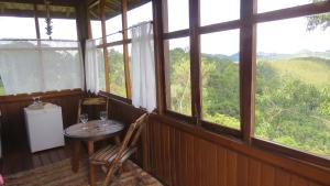 Superior Chalet with Balcony and Hill View (2 Adults)