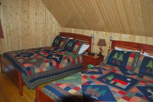 Double Room with Two Double Beds - Papillon