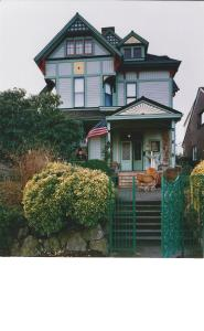 Geiger Victorian Bed and Breakfast, Bed and Breakfasts  Tacoma - big - 1
