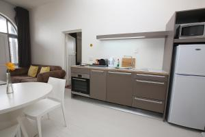 One-Bedroom Apartment - Ground Floor