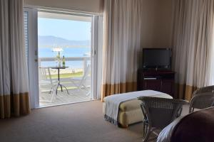 Luxury Double Room with Lagoon View